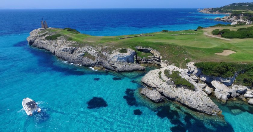 Sperone : Un paradis en Corse du Sud DANDY