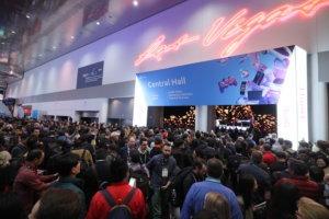 CES Las Vegas 2020 Lobby