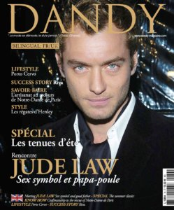Cover DANDY Magazine