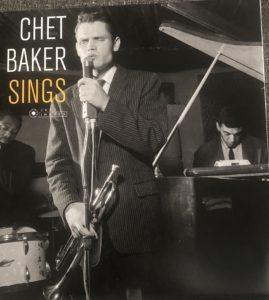 Vinyle Chet Baker
