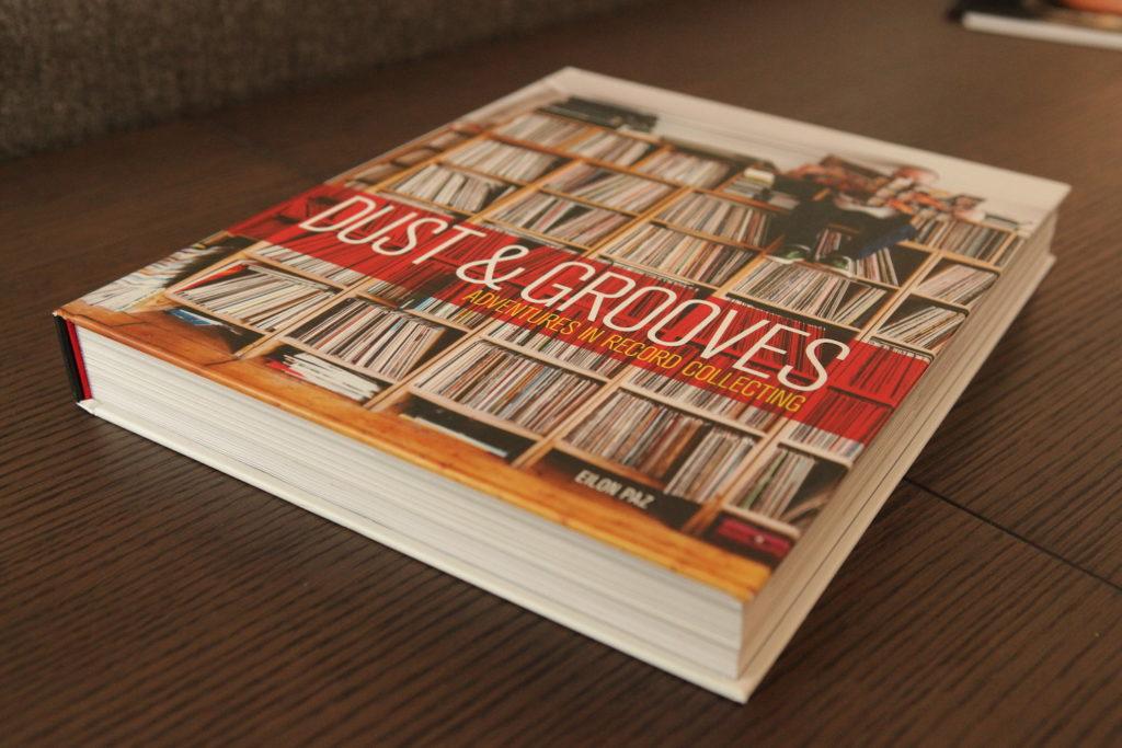 Dust and Grooves : Le livre sur les vinyles