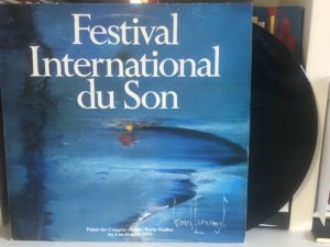 Vinyle du Festival du Son 1997