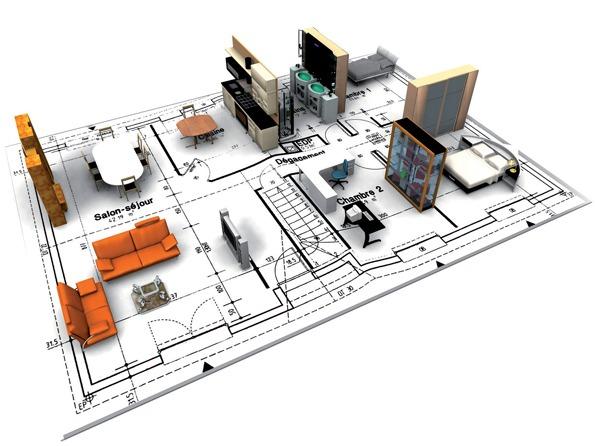 Intégration et Home technologies : Plans