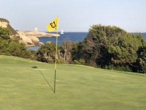 Sperone : Un paradis en Corse du Sud : Le Golf