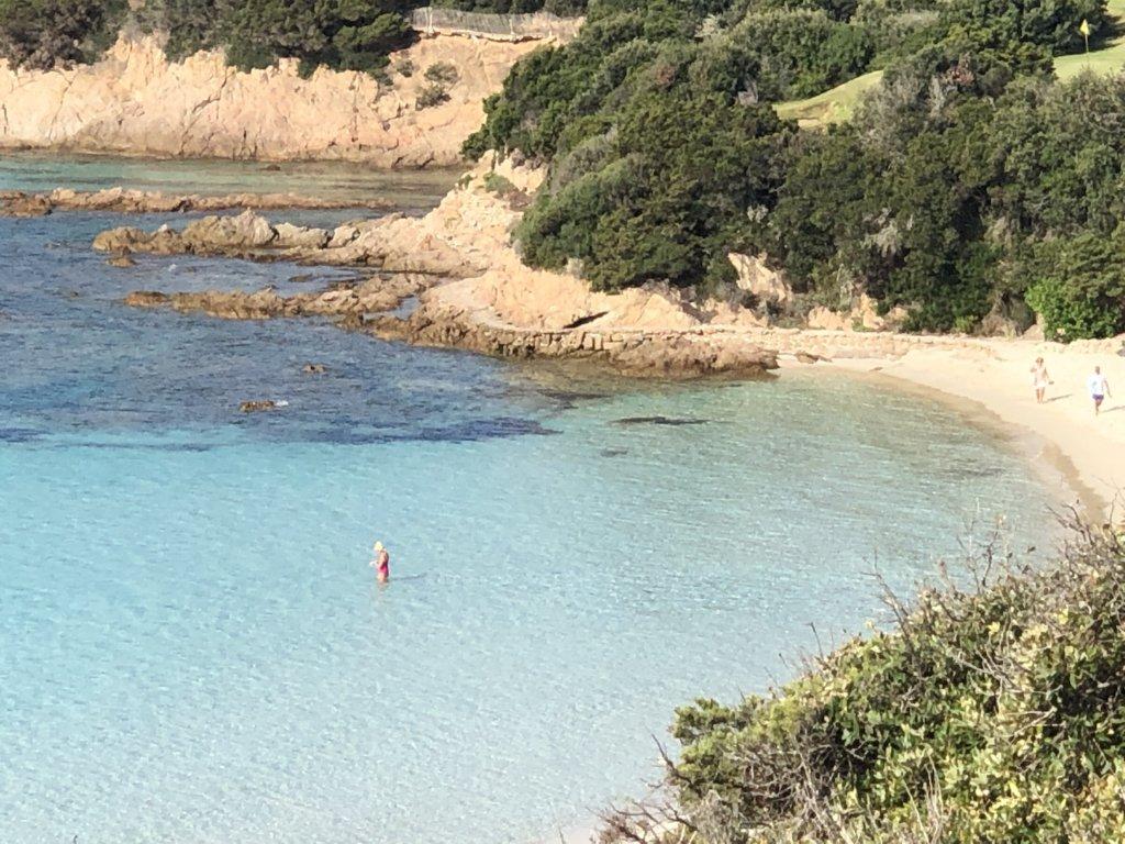 Plage du grand Sperone - DANDY 75 Sperone : Un paradis en Corse du Sud