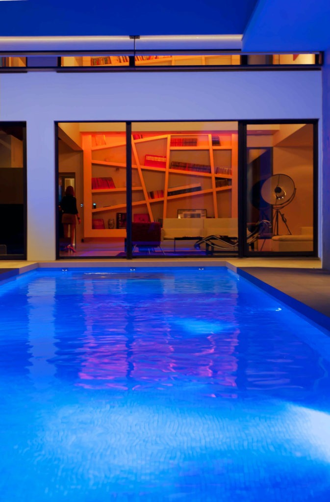 SMART HOME PISCINE DANDY 44