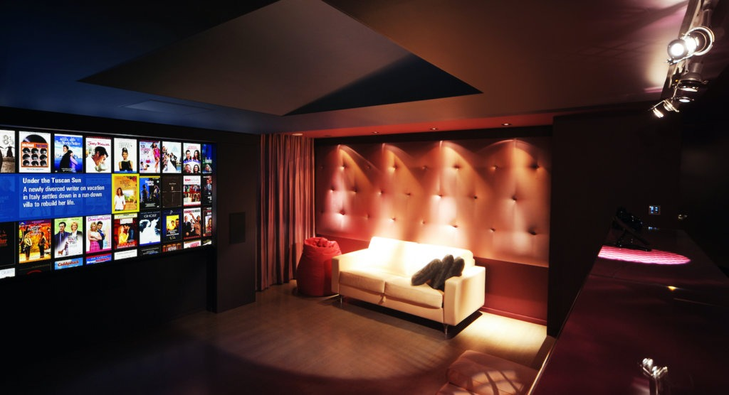 SMART HOME ET HOME CINEMA