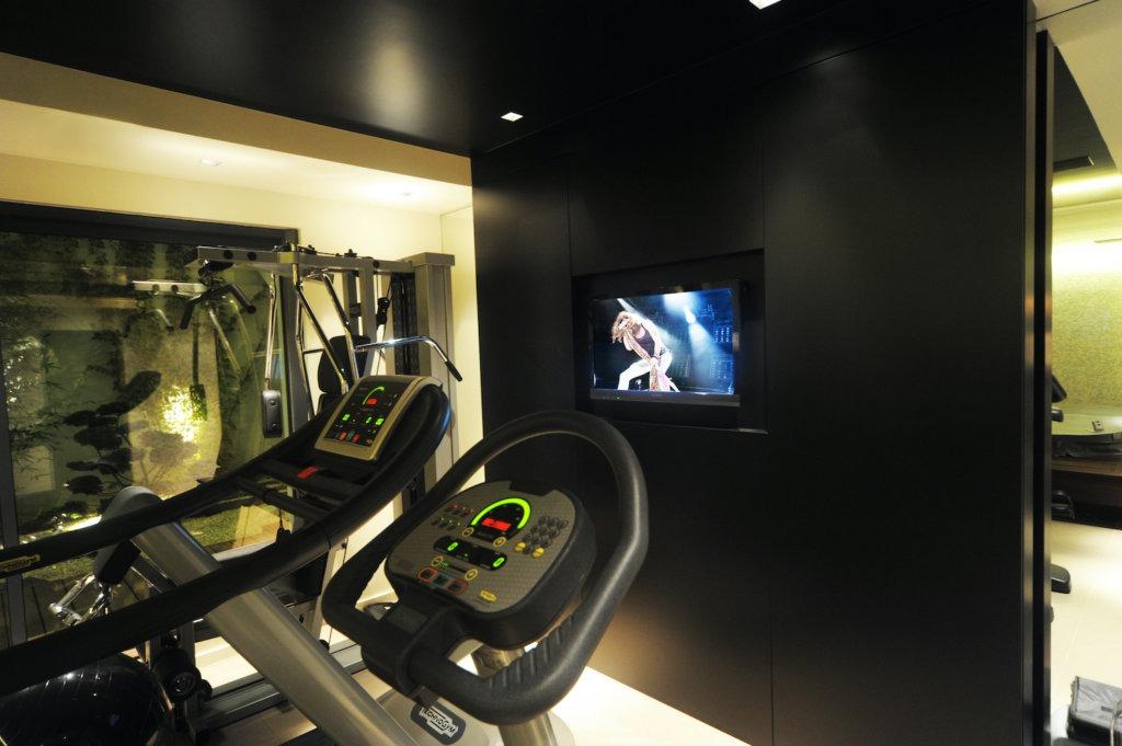 SMART HOME Fitness