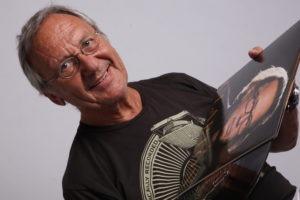 Jean-Marie HUBERT, passionné de vinyles