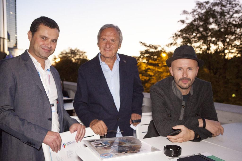 Jean-Marie HUBERT présente le 1er vinyle connecté de Wax Taylor