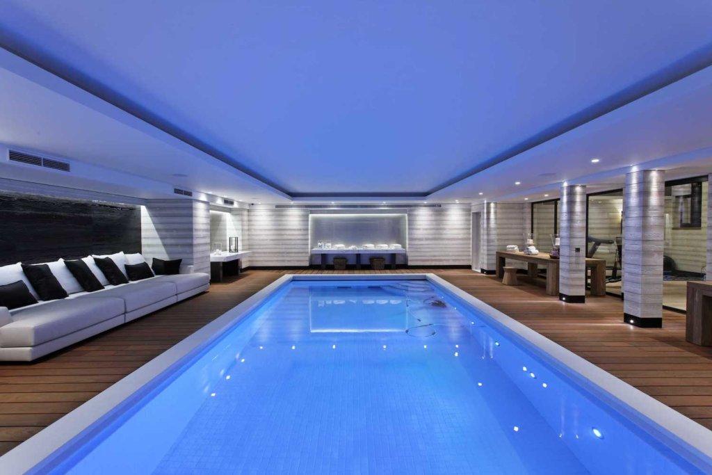 integration home technologies piscine