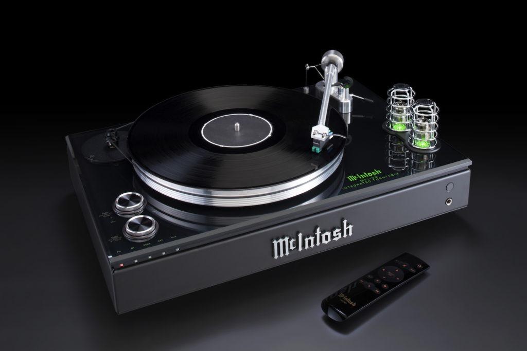 Platine vinyle McIntosh MT 110
