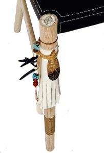détail Geronimo tribal urbain