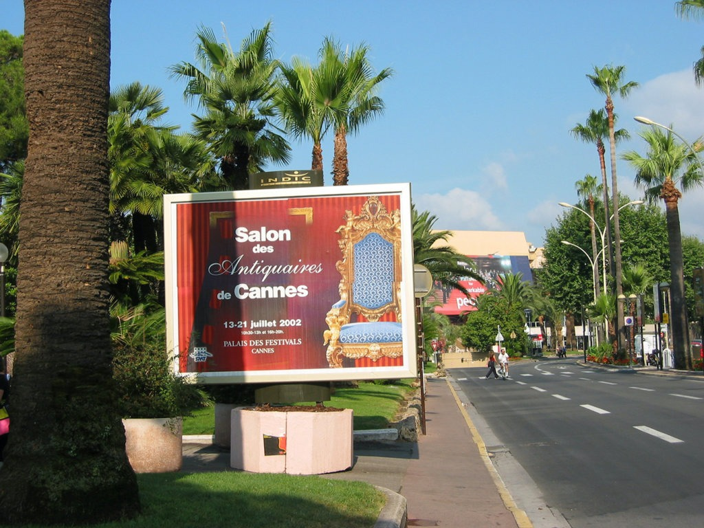 Salon des Antiquaires Cannes
