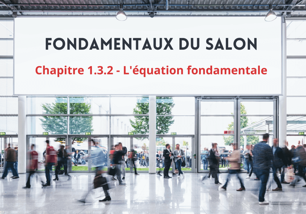 L'équation fondamentale salon