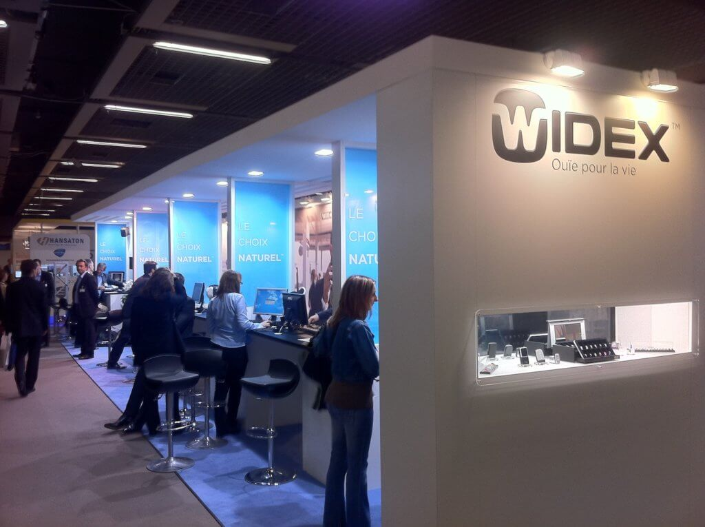 Stand Widex