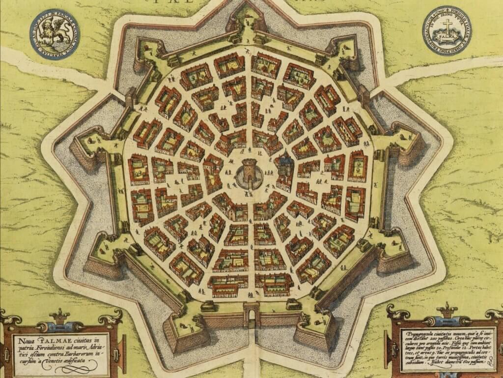 Plan de Palmanova